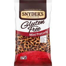 Snyders Pretzels, Mini, Gluten Free