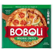 Boboli Pizza Crust, Original, Mini