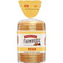 Pepperidge Farm Bread, Potato