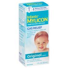 Mylicon Infants' Gas Relief, Original Drops