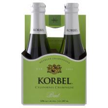 Korbel Brut Champagne, California Champagne