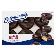 Entenmanns Mini Donuts, Rich Frosted
