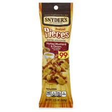 Snyders Pretzel Pieces, Honey Mustard & Onion