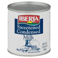 Iberia Milk, Condensed, Sweetened