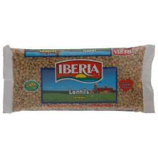 Iberia, Lentils