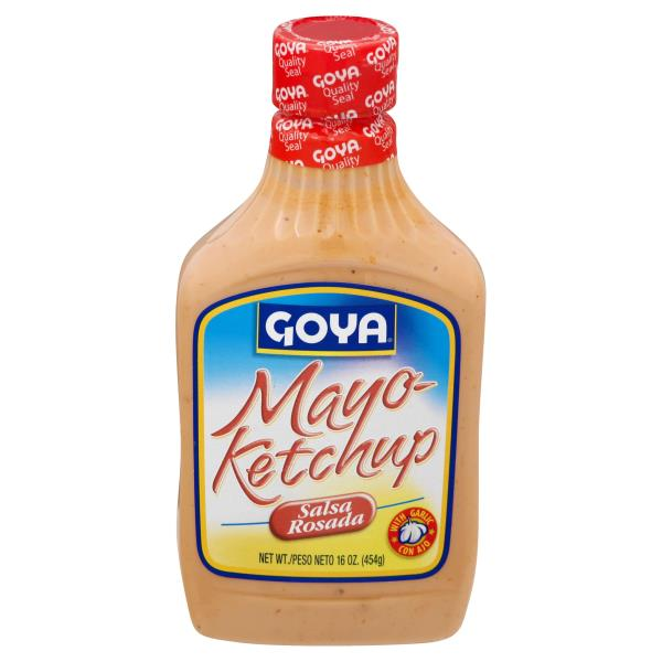 Goya Mayo Ketchup, with Garlic