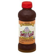 Sweet Leaf Sweet Tea, Organic, The Original