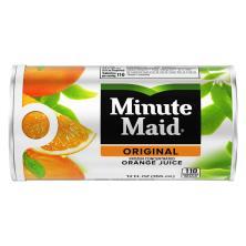 Minute Maid Premium 100% Juice, Orange, Frozen Concentrated, Original