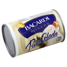 Bacardi Mixers, Pina Colada
