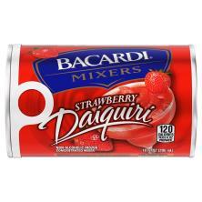 Bacardi Mixers Frozen Mixer, Strawberry Daiquiri