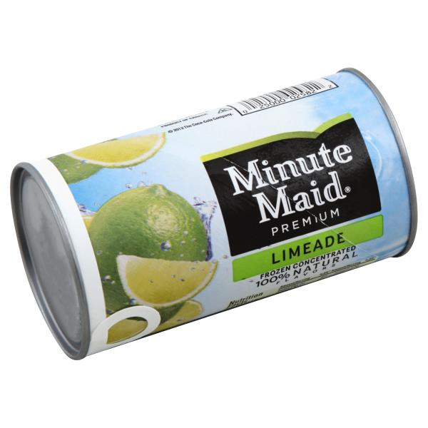 Minute Maid Premium Limeade, Frozen Concentrated