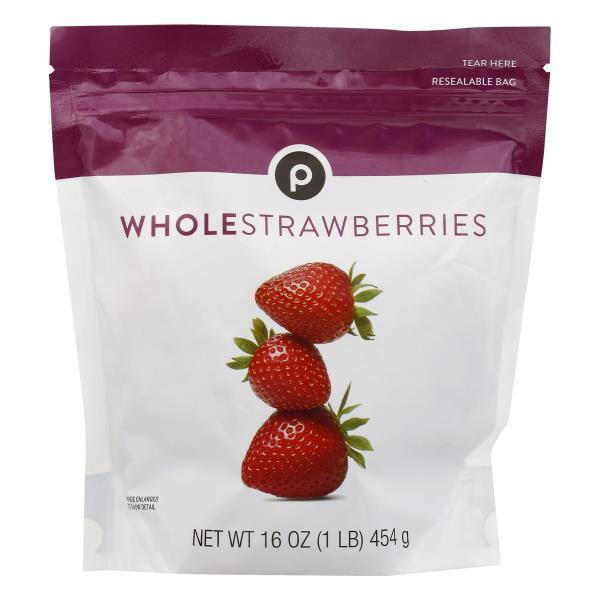 Publix Strawberries, Whole