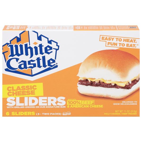 White Castle Cheeseburgers
