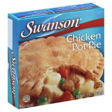 Swanson Pot Pie, Chicken