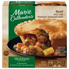 Marie Callenders Pot Pie, Beef