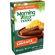 MorningStar Farms Breakfast Sausage Links, Veggie