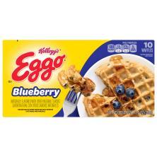 Eggo Waffles, Blueberry