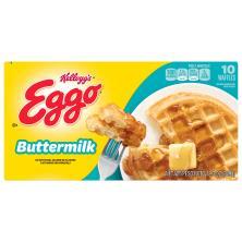 Eggo Waffles, Buttermilk