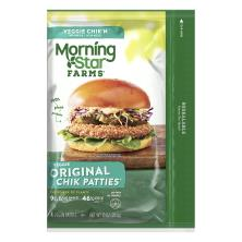 MorningStar Farms Veggie Patties, Chik, Original