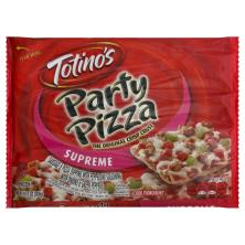 Totinos Pizza, Party, Supreme