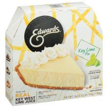 Edwards Pie, Key Lime