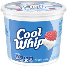 Cool Whip Whipped Topping, Lite