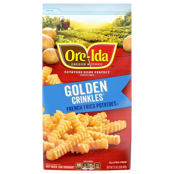 Ore Ida Golden Crinkles