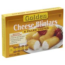 Golden Blintzes, Cheese