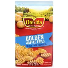 Ore Ida Waffle Fries