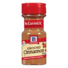 McCormick Cinnamon, Ground