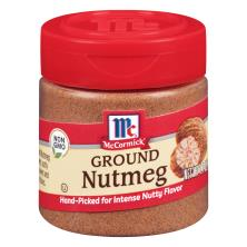 McCormick Nutmeg, Ground