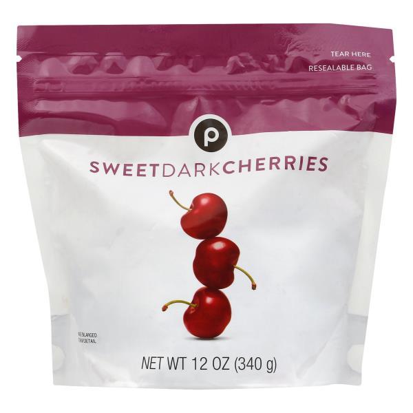 Publix Cherries, Dark Sweet