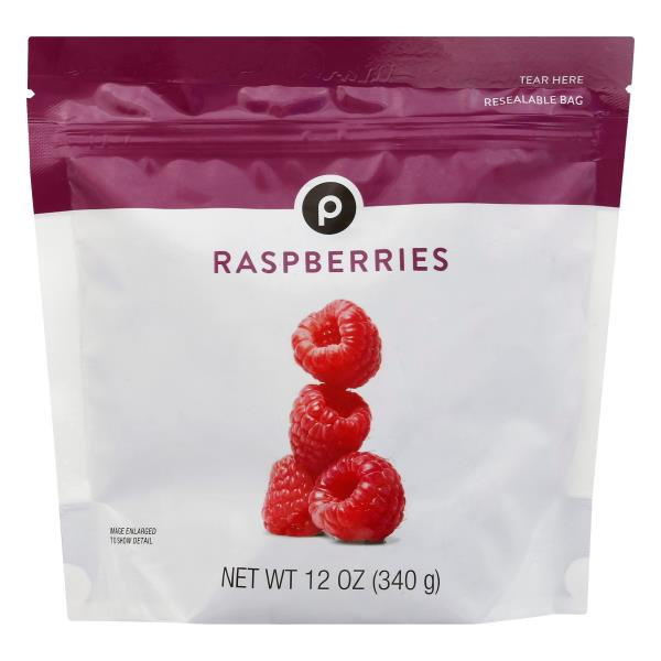 Publix Raspberries