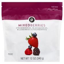 Publix Mixed Berries
