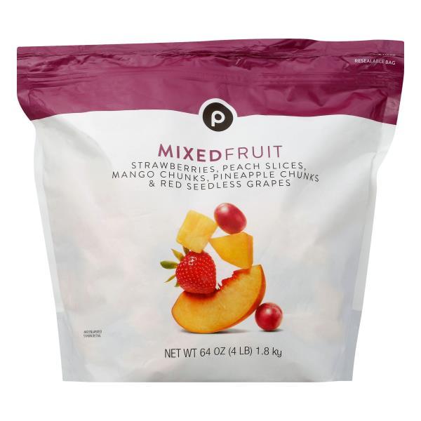 Publix Mixed Fruit, Family Size