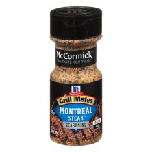 McCormick Grill Mates Seasoning, Montreal Steak