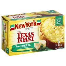 New York Texas Toast, with Real Cheese