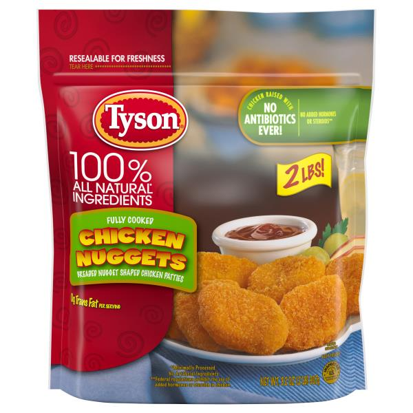 Tyson Chicken Nuggets Publix