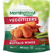 MorningStar Farms Buffalo Wings, Veggie