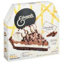 Edwards Pie, Hershey's Chocolate Creme