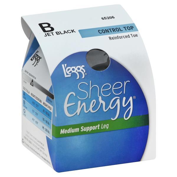 3a47d0ae2 Leggs Sheer Energy Pantyhose