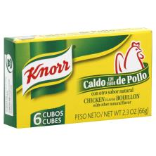 Knorr Bouillon, Chicken Flavor