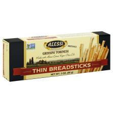 Alessi Breadsticks, Thin, Grissini Torinesi
