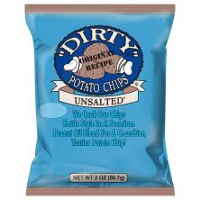 Dirty Potato Chips All Natural Salt Free