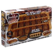 Brooklyn Brownie Copper Brownie Pan