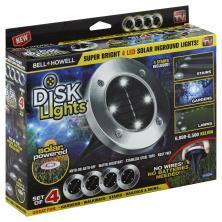 Bell+Howell Disk Lights