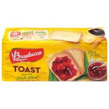 Bauducco Toast, Whole Wheat