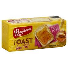 Bauducco Toast, Low fat