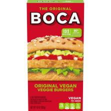 Boca Veggie Burgers, Original Turk'y, The Original