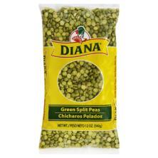Diana Split Peas, Green